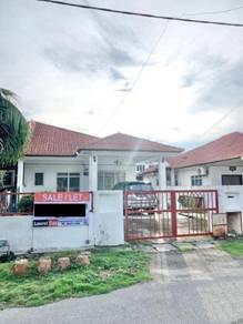 Teres setingkat Taman Saujana Meru, Jalan Nenas Sarawak meru klang