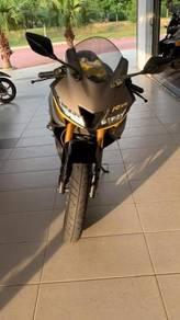 Yamaha R15 2020 (SUPER LOW MILEAGE)