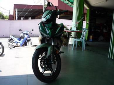 Yamaha y150zr new colour