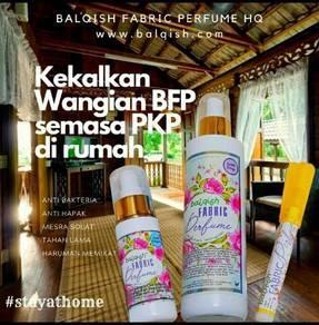 Balqish Fabric Perfume
