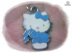 ABPSS-H005 Hello Kitty Pendant Necklace - Blue