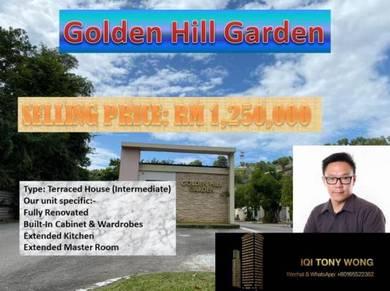 Kepayan Golden Hill Garden Terraced