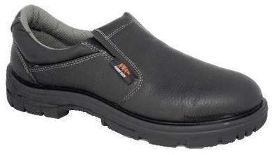 Safety Shoes Rhino Low Cut Slip On Black C102