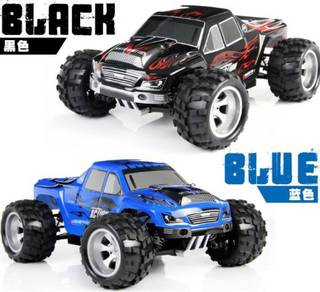 WLToys Vortex A979 RC Monster Truck 1/18 2.4Gh 4WD