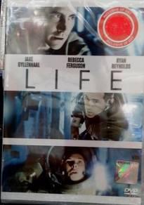 DVD LIFE 2017 Jake Gyllenhaal Rebecca Ferguson