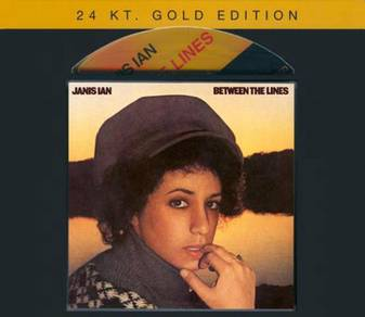 Janis Ian Between The Lines Gold CD