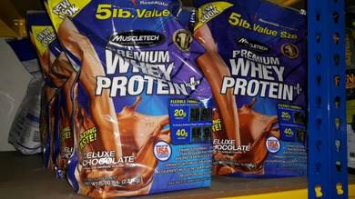 Muscletech Premium whey protein build muscle