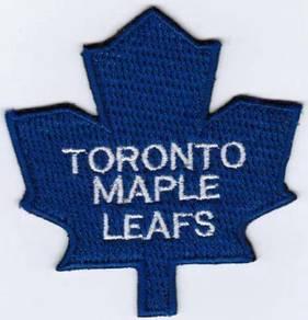 Toronto Maple Leafs NHL Hockey League Patch