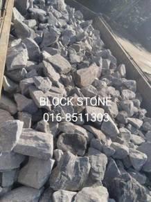 Pasir sand stone batu topsoil tanah timbus