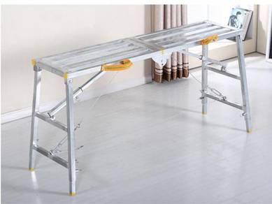 Adjustable Height Folding Workbench