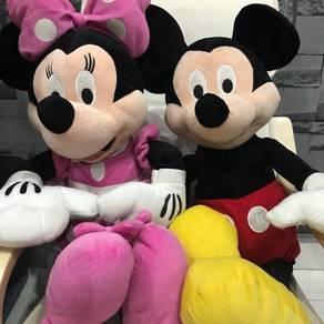 Mickey & Minnie Soft Toys