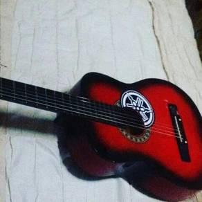 Gitar utk dilepaske gp gp pm deh
