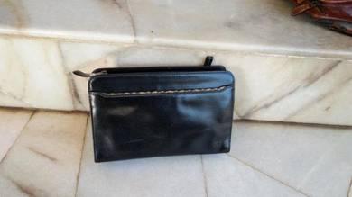 Clutch Bag Daks London Leather Bundle