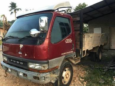 Lorry tipper 3 ton
