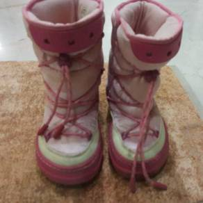 Crocs snow boots kids