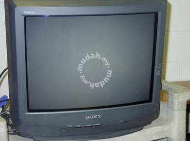 Set TV Sony 21 Dan Dekoder MYTV