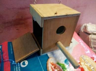 Kotak Utk Burung Baji