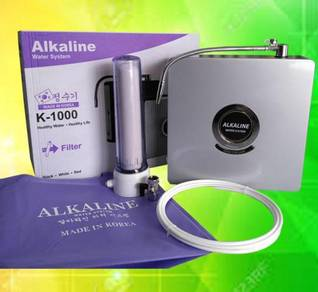 Water Filter Penapis Air Alkaline Vending Machine