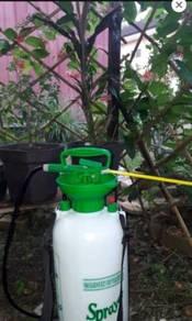 Preasure sprayer tong 8l