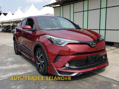Recon Toyota C-HR for sale