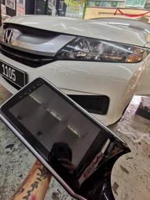 Honda City 2014-2019 Android player free camera