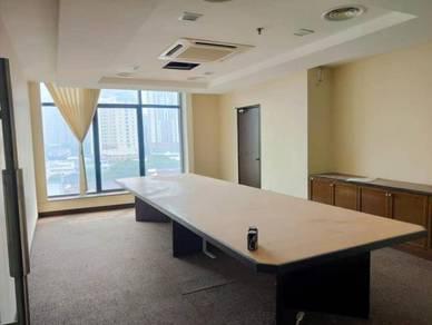 Huge Office for Rent l Menara Ammetlife l Monorail Titiwangsa l KPJ