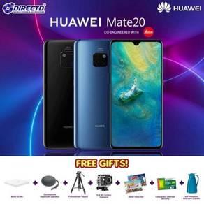Huawei MATE 20 (6GB RAM) + PERCUMA HADIAH RM1K