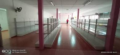 Rakminimarket, rak mini market, Chiller, freezer