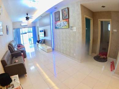 (BOOKING 1K)(RENOVATED)- Simfoni Heights Condo, Batu Caves