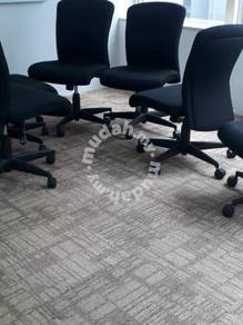 Bristol office 100 units chair with workstations.