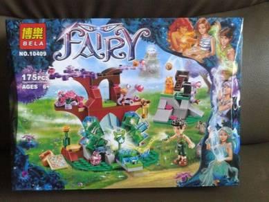 Brick Elves Farran And The Crystal Hollow 10409