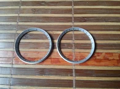 Seiko Helmet Chapter ring