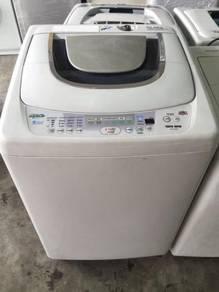 Auto 10kg Washing Machine Toshiba Top Mesin Basuh