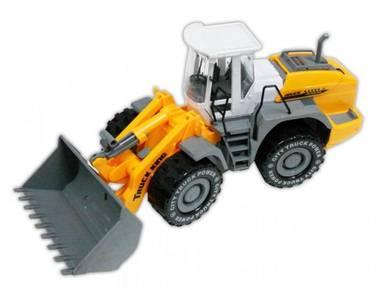 Truck king - toy bulldozer - length 32cm
