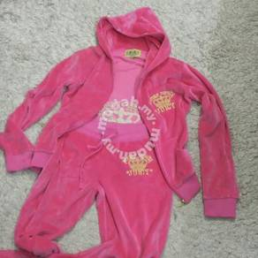 Juicy Couture Preppy Royal Tracksuit