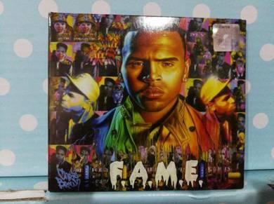 CD Chris Brown - F.A.M.E