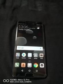 Huawei mate 10 myset like new waranty