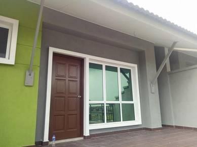 Rumah charger tinted anti building 1