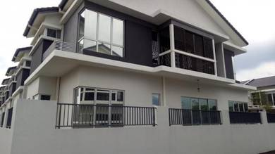 Silver Black tinted House USA uv426