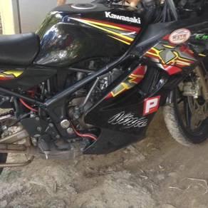 2012 Kawasaki KRR 150