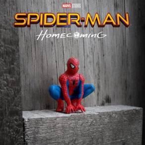 Marvel Studio : Spiderman homecoming mini figure