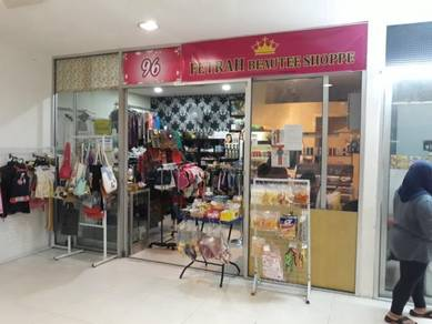 Lot 86, 2nd Floor, Megalong shopping Mall