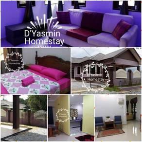 D'Yasmin Inap Desa K.Trg