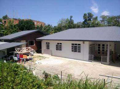 Kampung Ketiau Bungalow with land area 18000sf