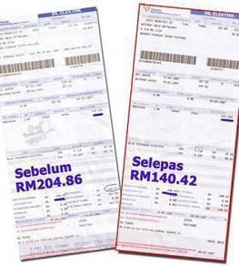 17PLKM Alat jimat elektrik / electric saver > 50%
