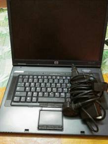 HP compaq nc8430 nego