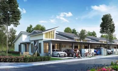 Rumah Teres 1 Tgkt Baru, Jln Kebun, S.Alam, Tlk Pglima Garang, Klang
