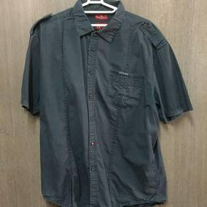 Barber shirt XL marc ecko