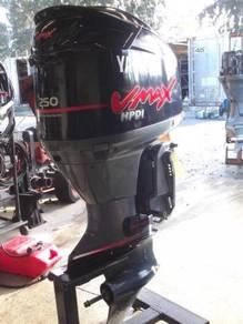 Used 2004 yamaha outboard vmax hpdi hpdi 250hp