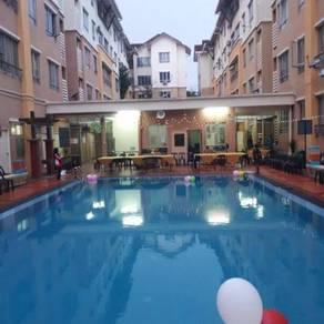 BOOKING 1K Apartment Laman Suria Jalan Kajang Utama